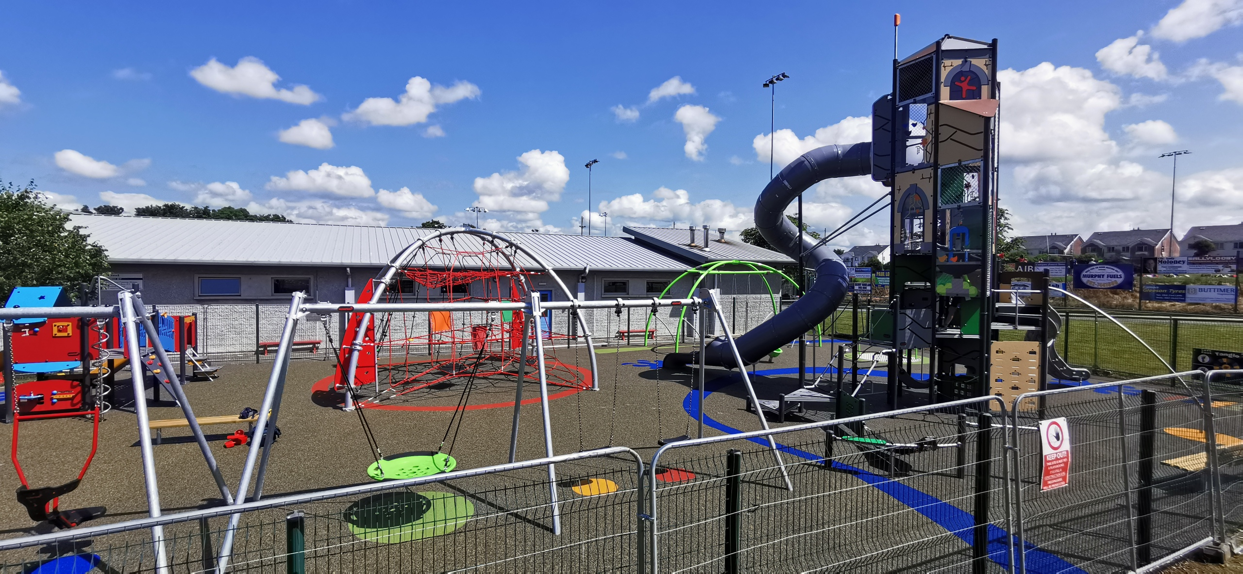 Visit our Giant in Cahir Playground, Tipperary