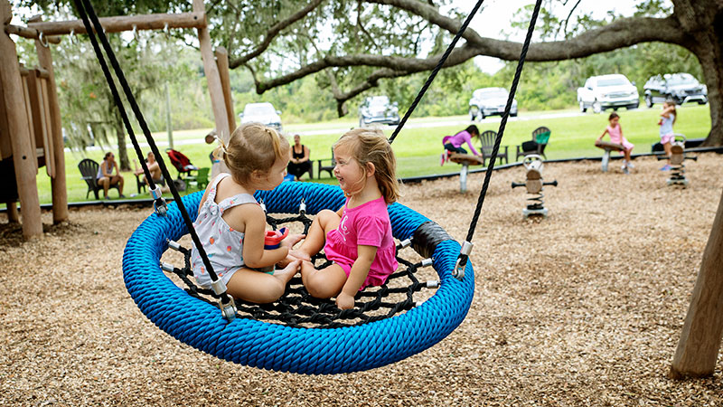 10 Tips for Active Play in Nursery and Pre-school Playgrounds