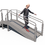 Walking Without Support Ramp