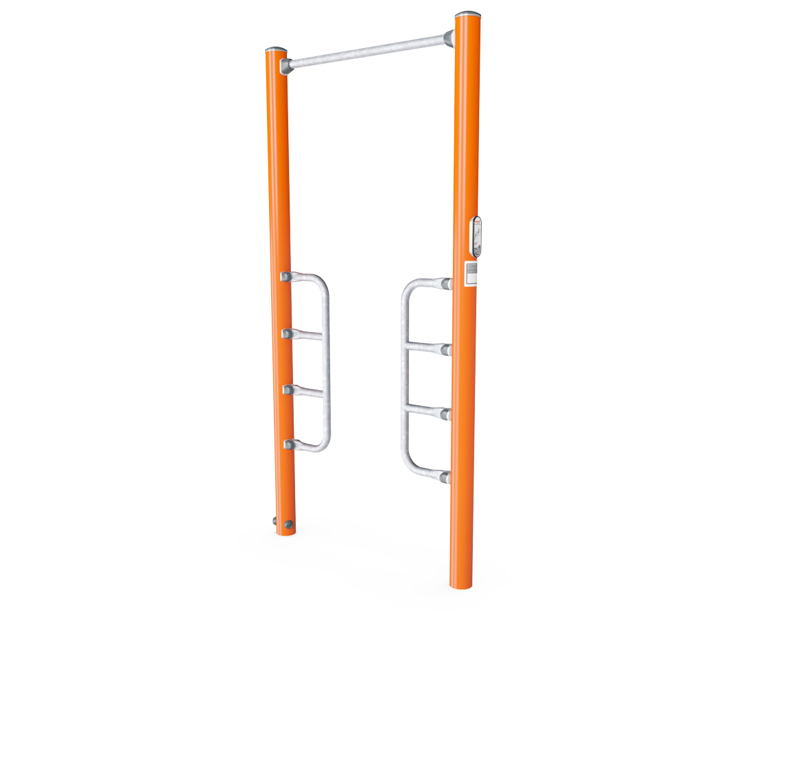 Push Up- & Pull Up-Station
