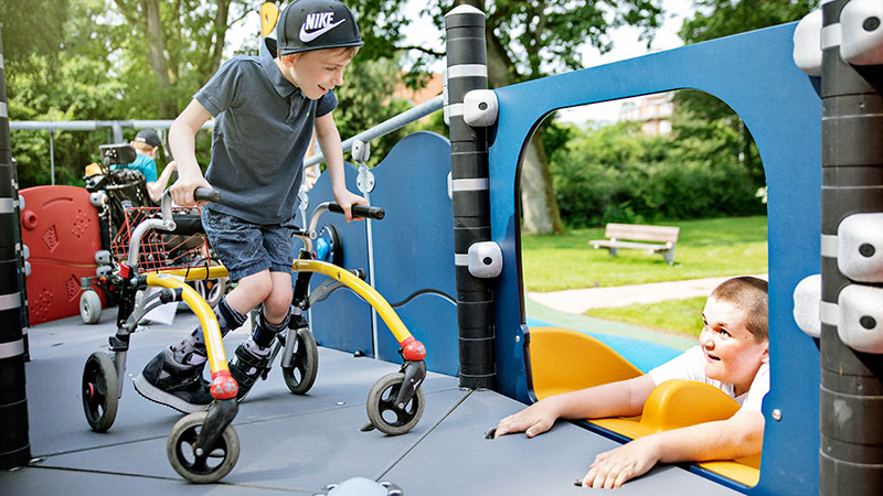 6 Planning Tips for Inclusive Playgrounds in Cities - The Why, How and What of Implementing Knowledge into Practice.