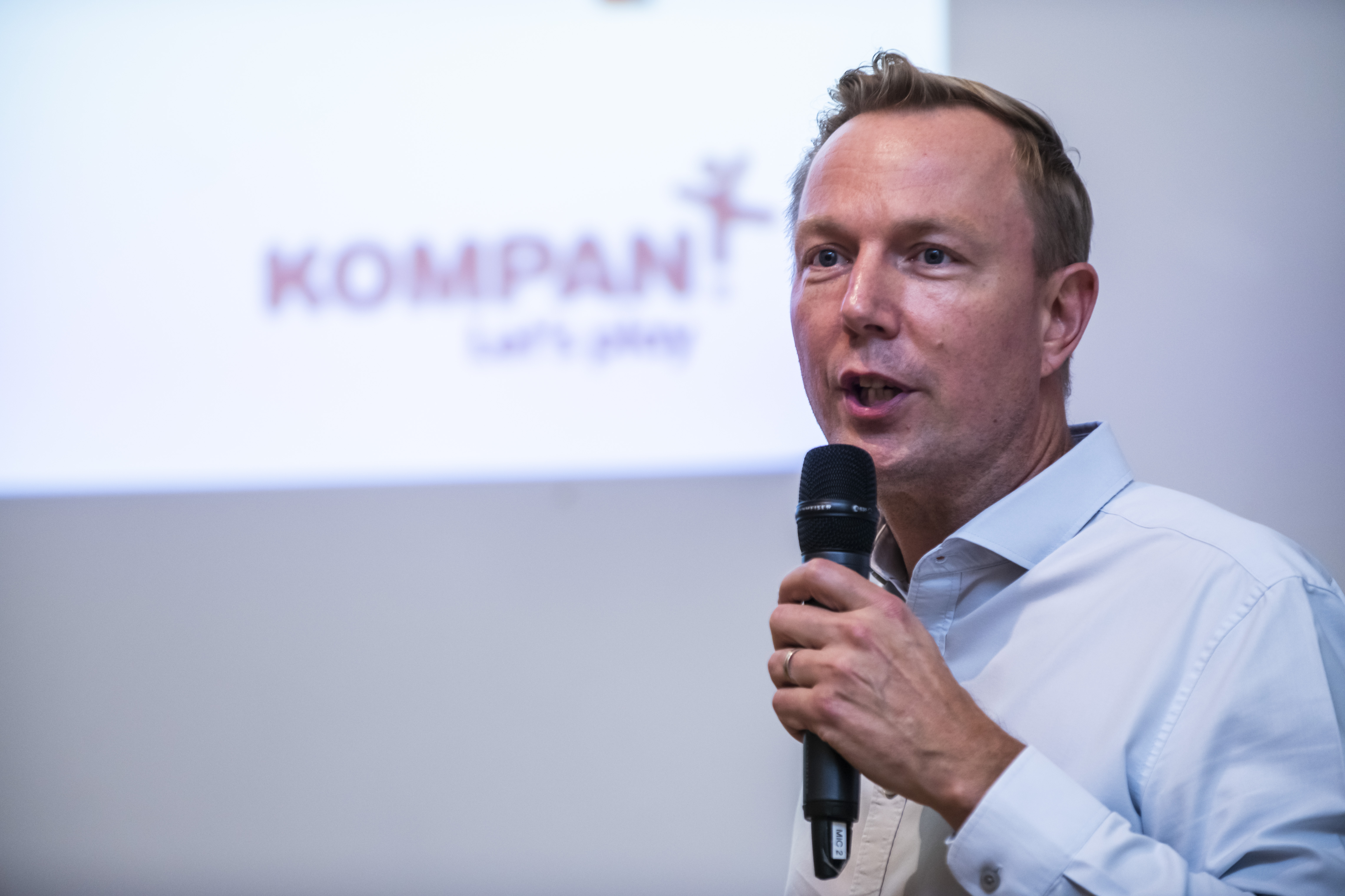 Appointment of new Managing Director for KOMPAN Australia