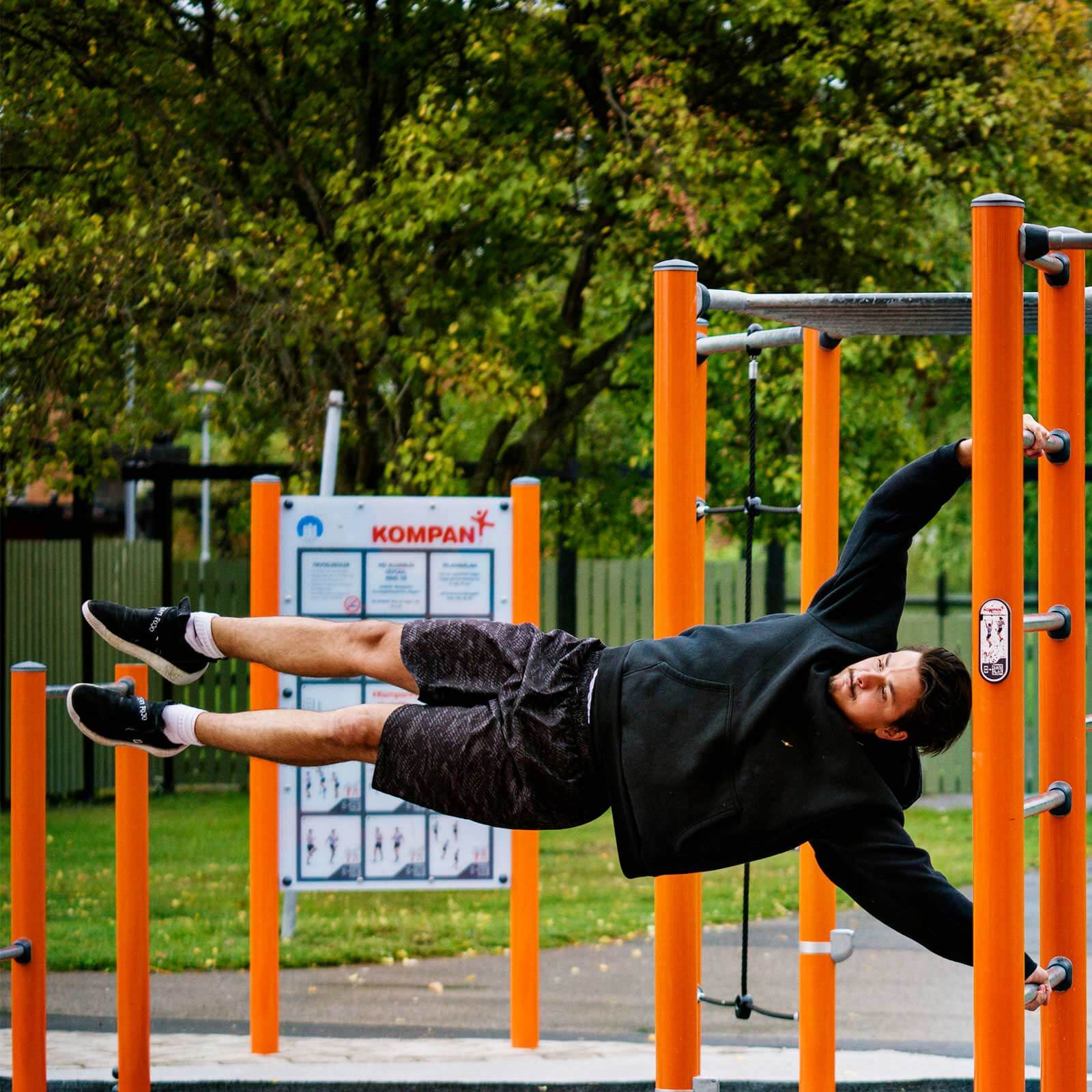 Street Workout og Calisthenics