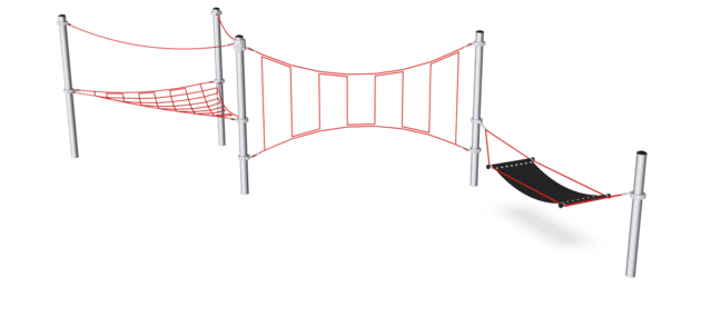 Play Package 11/5 - Rope Structures for Younger Children