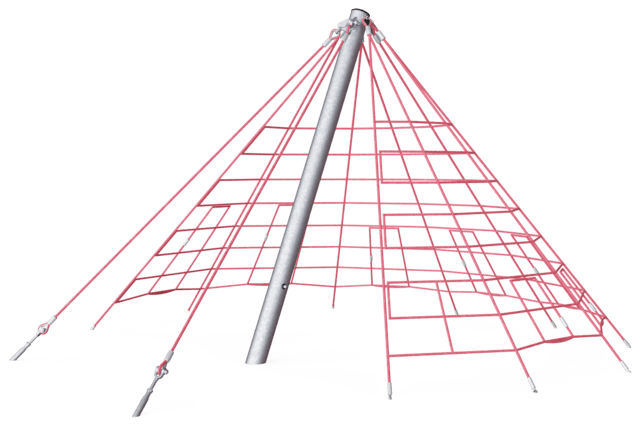 Small Cutter Climbing Net