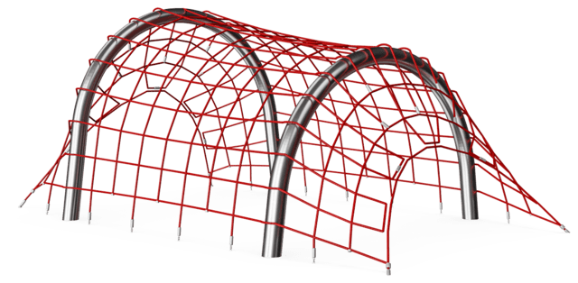 Small Arch Net