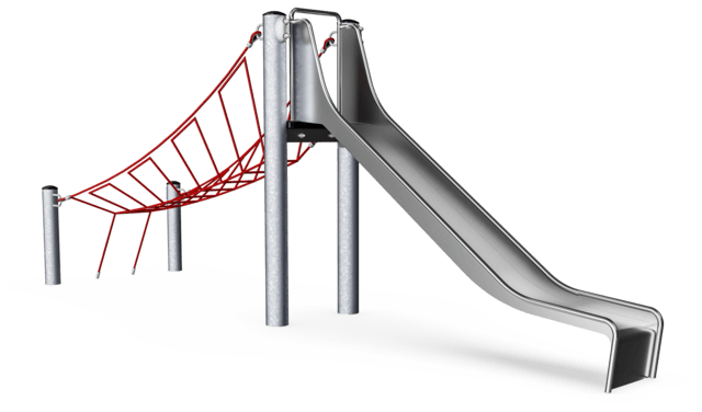 Freestanding Slide, 1.5 m