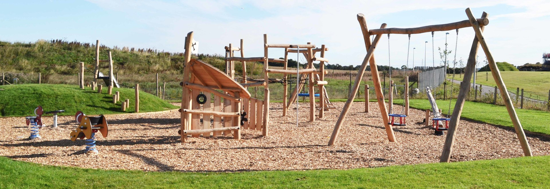 Calderwood Play Area, West Lothian