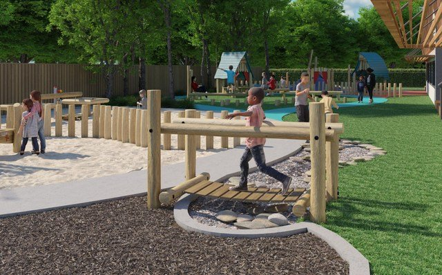 Play in Nature | Early Learning Space