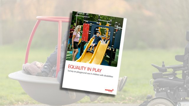 Equality in play 鈥� Survey on playground use in children with disabilities
