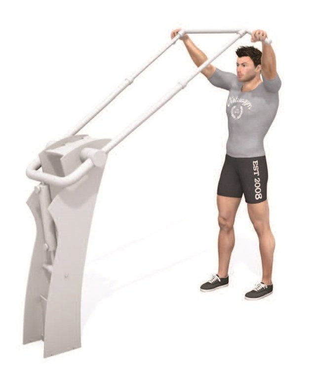 Shoulder Press Pull Down