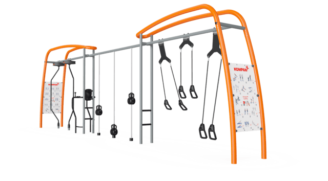 Suspension Trainer, Parallel Bars en Core Twist