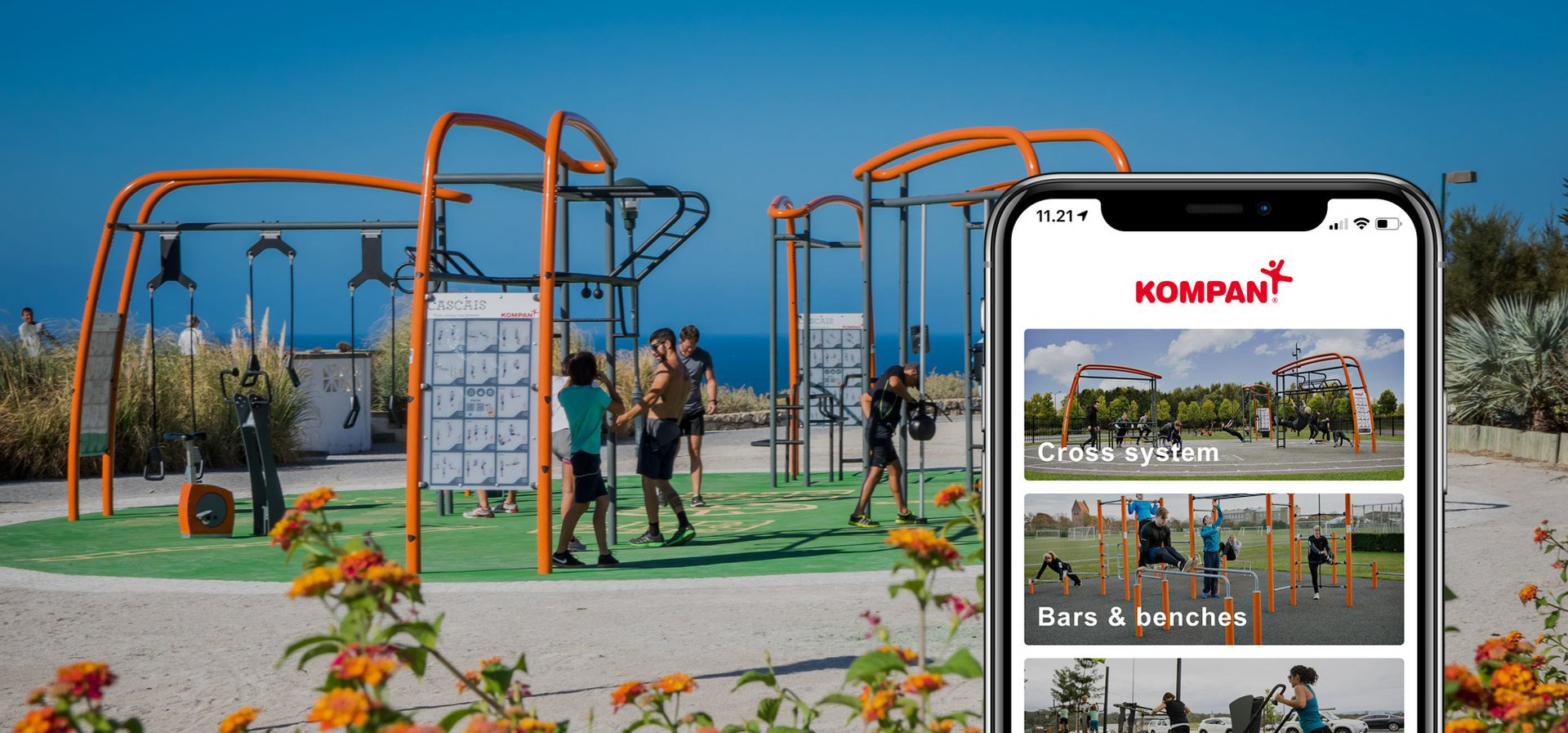 New Fitness App Launch