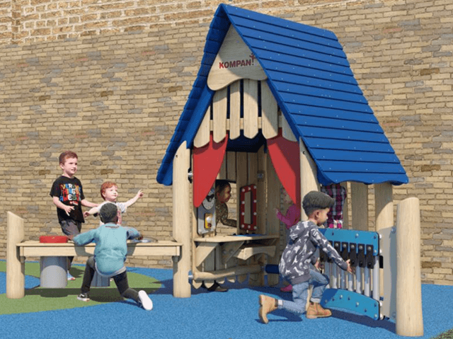Robinia Themed Playground: The Educational Benefits of Nature Play Areas