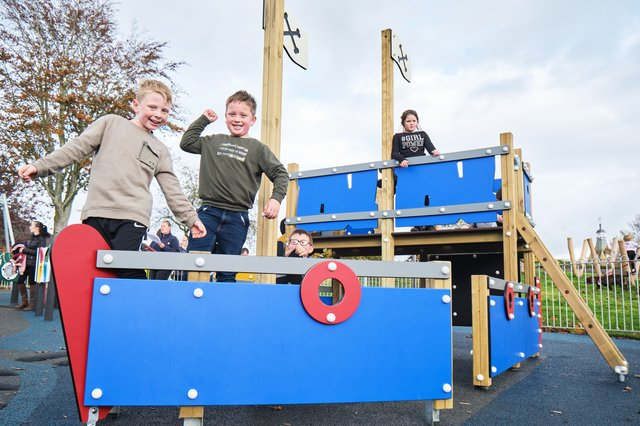 Pirate Ship Themed Playgrounds: How to Design a Dynamic Playground