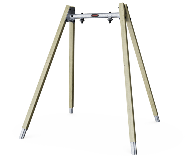 A-Frame swing - frame for 1 seat