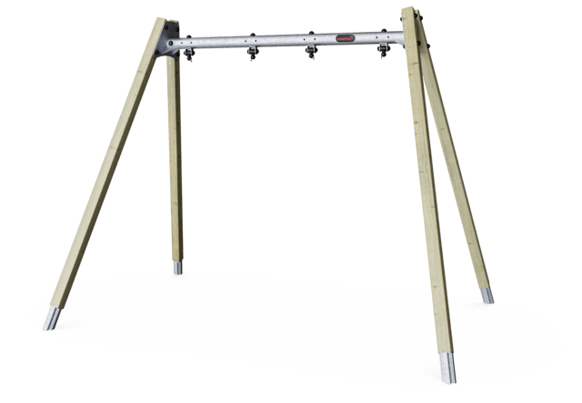 A-Frame swing - frame for 2 seat