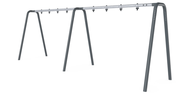 Portal Swing 4 Seats, Anthracite Legs & Connector