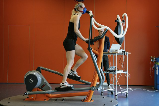 Science behind: How does the 超凡电竞app Cross Trainer work?