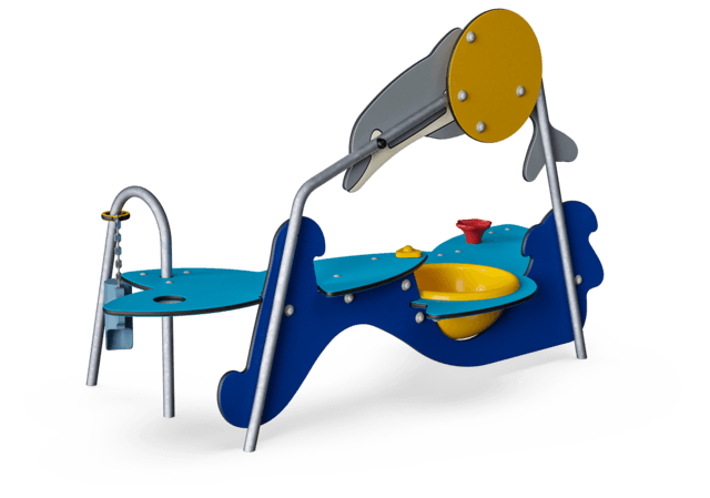 Dolphin Sand and Water Workstation