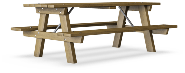 Adult table/bench