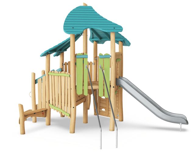 Mega deck play tower ADA