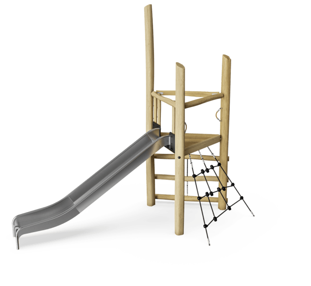 Tower slide h=150 cm Without roof