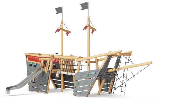 Pirate Ship, Medium