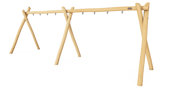 Swing Frame, 4 seats