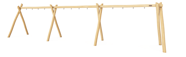 Swing Frame, 6 seats