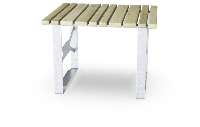 Rumba Square Table L=100cm
