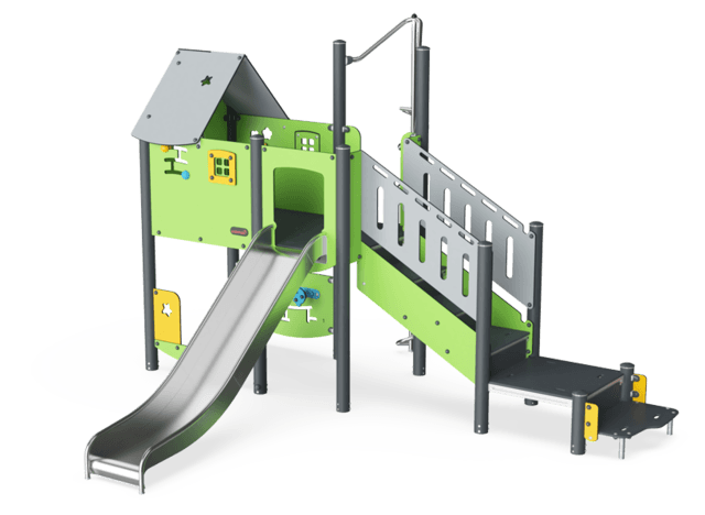 Play Tower, Ultimate, ADA Stairs