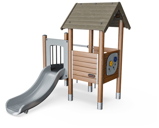 Play Tower with Double Floor