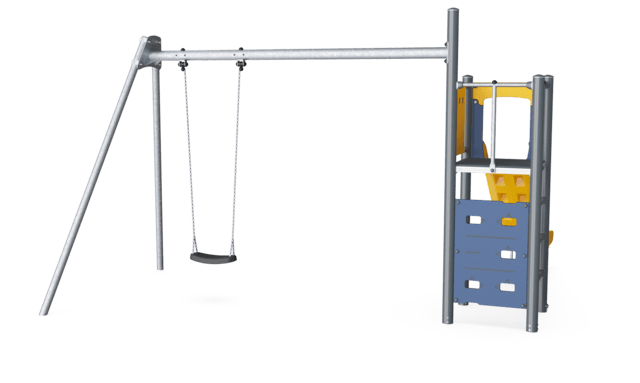 Play Tower with Swing, Basic