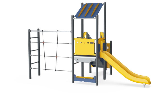 Play Tower with ADA Stairs, Basic