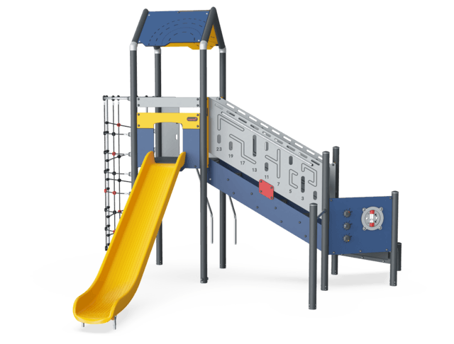 Play Tower with Net, Physical