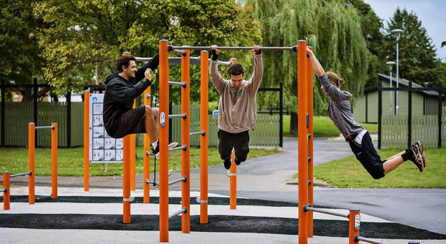 Street Workout & Gymnastik