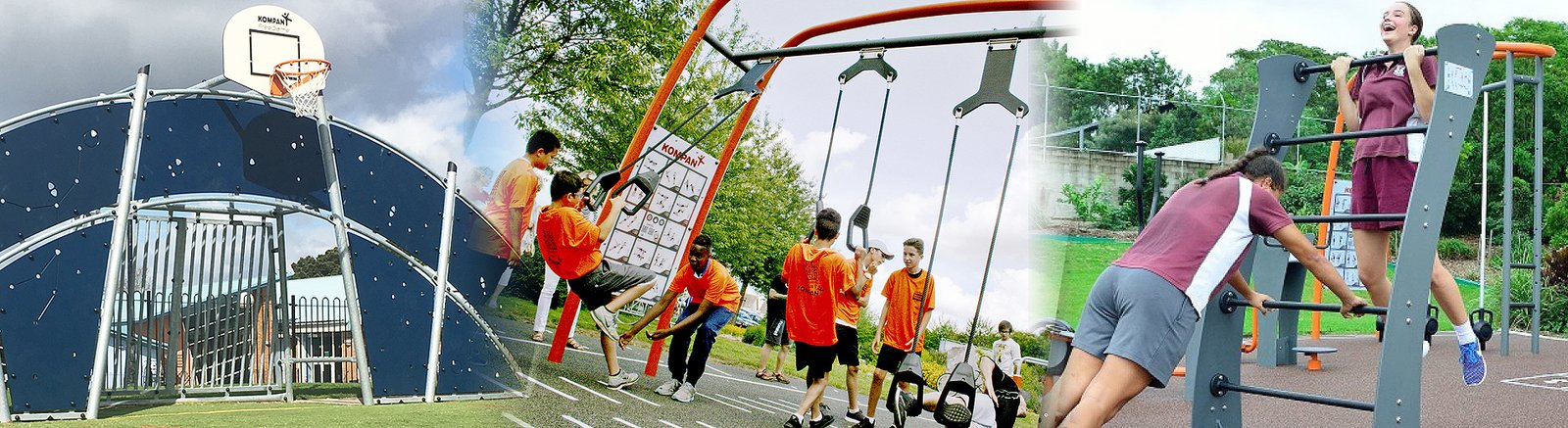 INSPIRING SECONDARY SCHOOL PLAYGROUNDS
