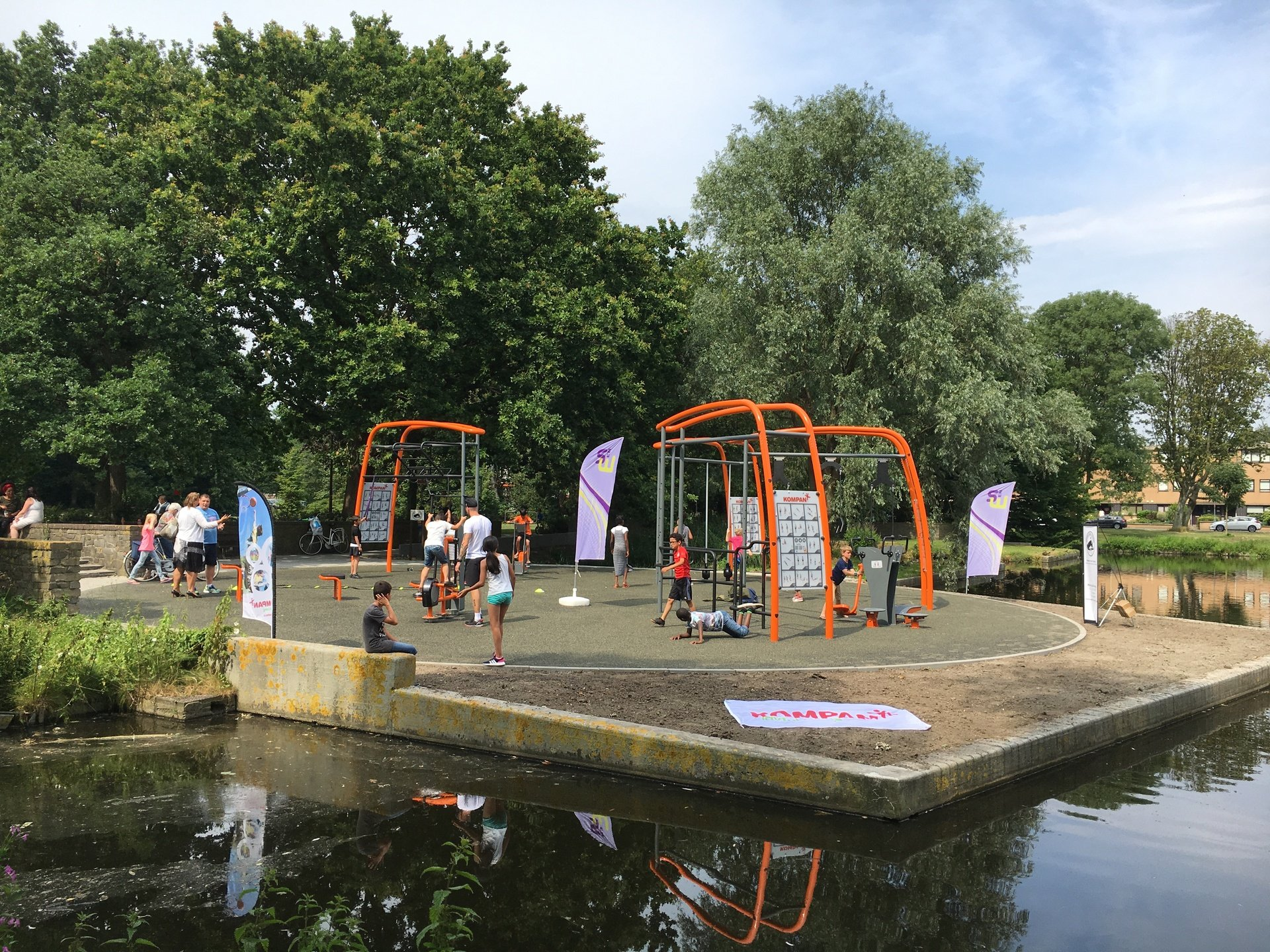 Outdoor Fitness Voorburg