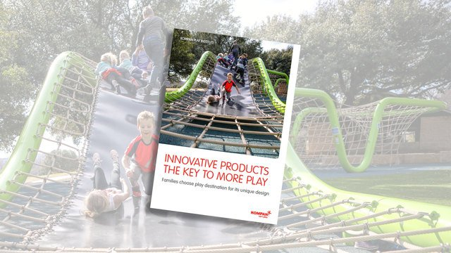 Innovative products - the key to more play
