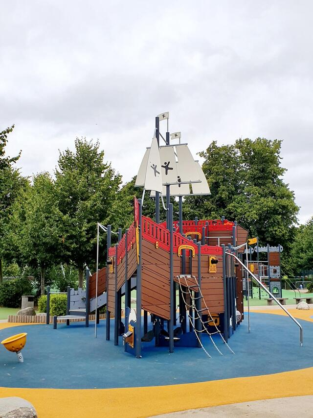 Priory Park | Keeping equipment in line with equality act