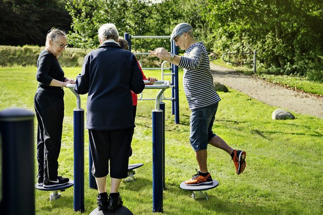 Active Ageing Fitness