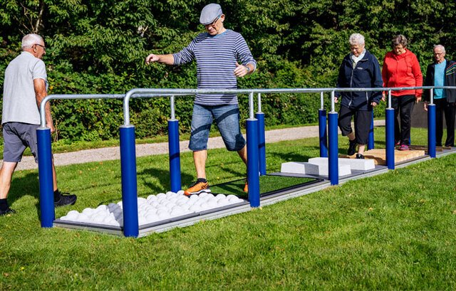 ACTIVE AGEING FITNESS module