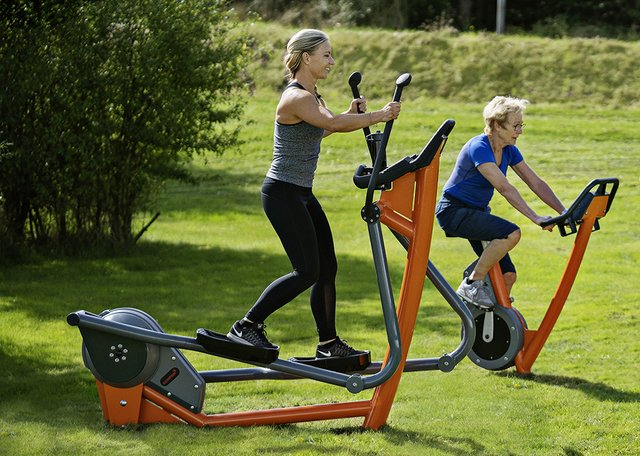 Nuovo Cross Trainer