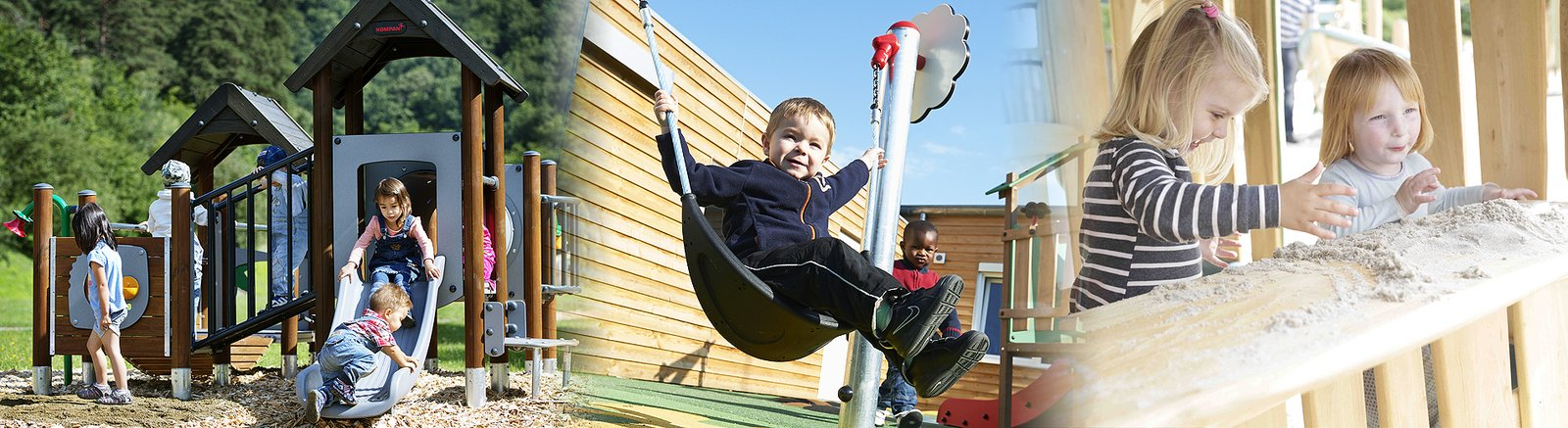 IMAGINATIVE PLAYGROUND EQUIPMENT FOR EARLY YEARS FOUNDATION STAGE