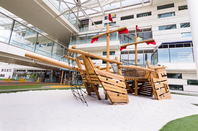 How a Pirate Ship Playground Engages Kids with Learning