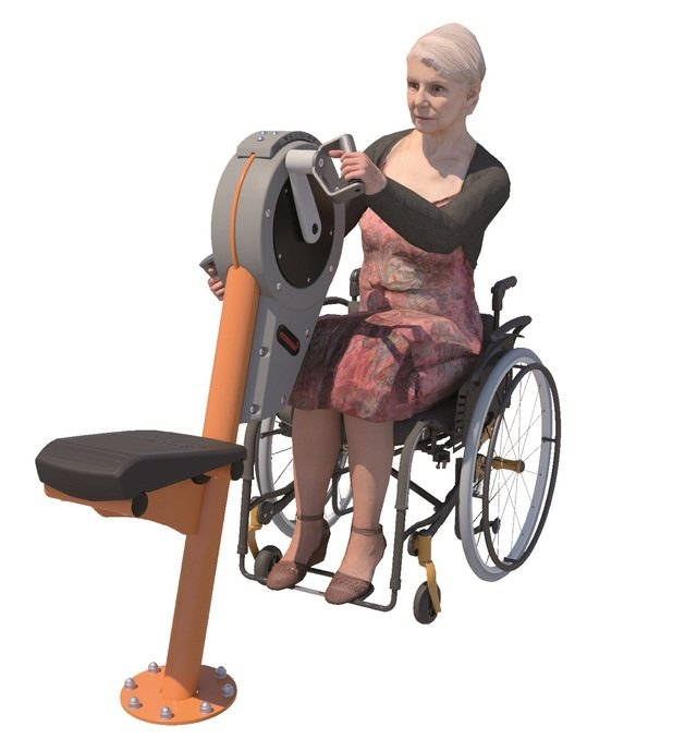 From Wheelchair