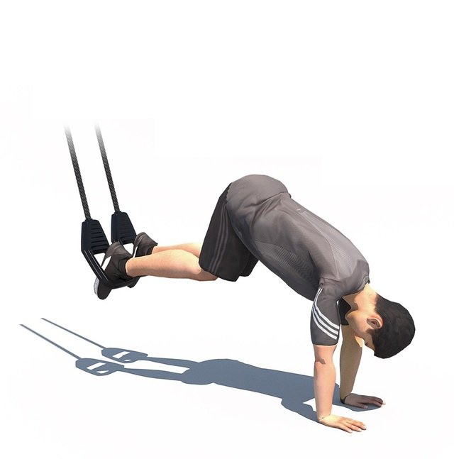 Inverted Crunches