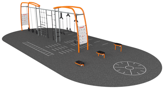 Cross & Circuit Training 113m²