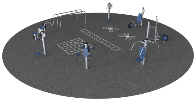 Circuit Training 127m²